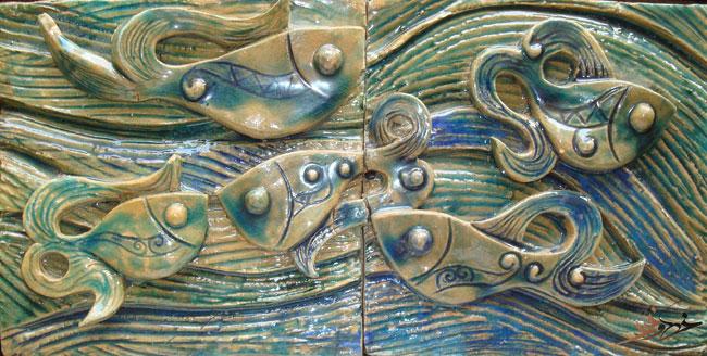 رقص ماهی ها